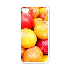 Apricots 1 Apple Iphone 4 Case (white) by trendistuff