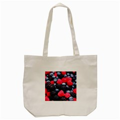 Berries 2 Tote Bag (cream)