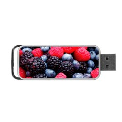 Berries 2 Portable Usb Flash (one Side) by trendistuff