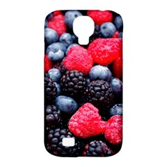 Berries 2 Samsung Galaxy S4 Classic Hardshell Case (pc+silicone)