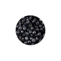 Blueberries 1 Golf Ball Marker (10 Pack) by trendistuff