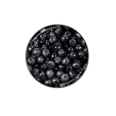 Blueberries 1 Hat Clip Ball Marker (4 Pack) by trendistuff