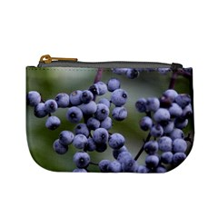 Blueberries 2 Mini Coin Purses by trendistuff
