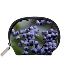 Blueberries 2 Accessory Pouches (small)
