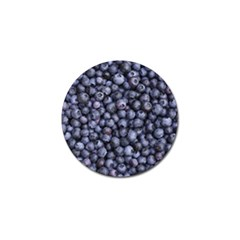 Blueberries 3 Golf Ball Marker (4 Pack) by trendistuff