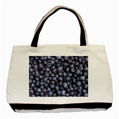 Blueberries 3 Basic Tote Bag (two Sides)