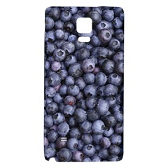 Blueberries 3 Galaxy Note 4 Back Case by trendistuff