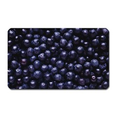 Blueberries 4 Magnet (rectangular) by trendistuff
