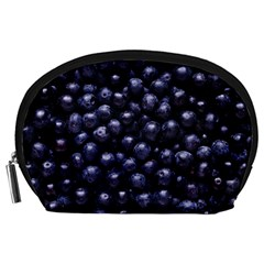 Blueberries 4 Accessory Pouches (large)  by trendistuff