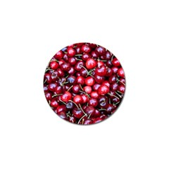 Cherries 1 Golf Ball Marker (10 Pack) by trendistuff