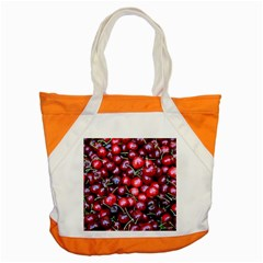 Cherries 1 Accent Tote Bag by trendistuff