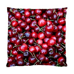 Cherries 1 Standard Cushion Case (one Side) by trendistuff