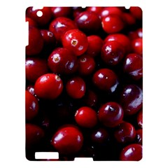 Cranberries 1 Apple Ipad 3/4 Hardshell Case by trendistuff