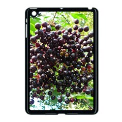 Elderberries Apple Ipad Mini Case (black) by trendistuff