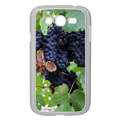 Grapes 3 Samsung Galaxy Grand Duos I9082 Case (white) by trendistuff