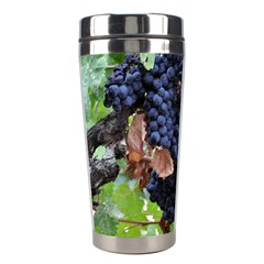 Grapes 3 Stainless Steel Travel Tumblers by trendistuff