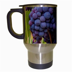 Grapes 4 Travel Mugs (white) by trendistuff