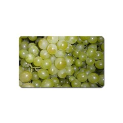Grapes 5 Magnet (name Card) by trendistuff