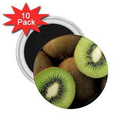 Kiwi 2 2 25  Magnets (10 Pack)  by trendistuff