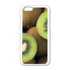 Kiwi 2 Apple Iphone 6/6s White Enamel Case by trendistuff