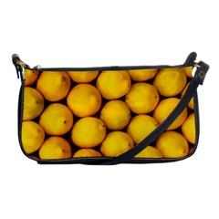 Lemons 2 Shoulder Clutch Bags by trendistuff