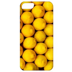 Lemons 2 Apple Iphone 5 Classic Hardshell Case by trendistuff