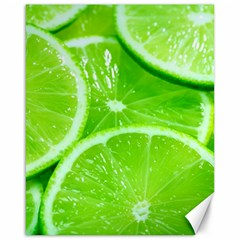 Limes 2 Canvas 16  X 20   by trendistuff