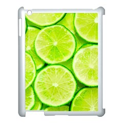 Limes 3 Apple Ipad 3/4 Case (white)