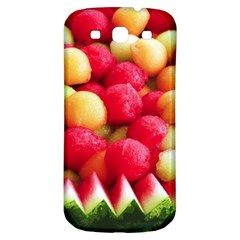 Melon Balls Samsung Galaxy S3 S Iii Classic Hardshell Back Case by trendistuff