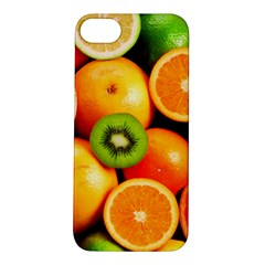 Mixed Fruit 1 Apple Iphone 5s/ Se Hardshell Case by trendistuff