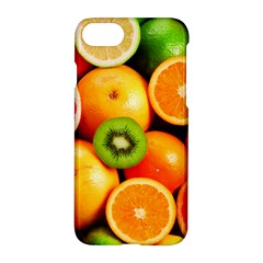 Mixed Fruit 1 Apple Iphone 8 Hardshell Case by trendistuff