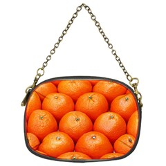 Oranges 2 Chain Purses (two Sides)  by trendistuff
