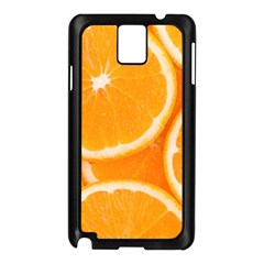 Oranges 4 Samsung Galaxy Note 3 N9005 Case (black)
