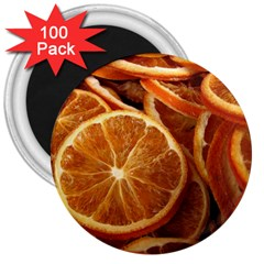 Oranges 5 3  Magnets (100 Pack) by trendistuff