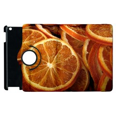 Oranges 5 Apple Ipad 3/4 Flip 360 Case by trendistuff