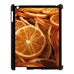 Oranges 5 Apple Ipad 3/4 Case (black) by trendistuff