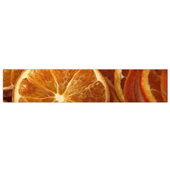 Oranges 5 Small Flano Scarf by trendistuff