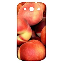 Peaches 1 Samsung Galaxy S3 S Iii Classic Hardshell Back Case