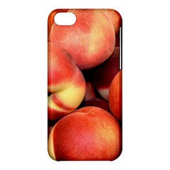 Peaches 1 Apple Iphone 5c Hardshell Case by trendistuff