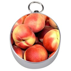 Peaches 1 Silver Compasses by trendistuff