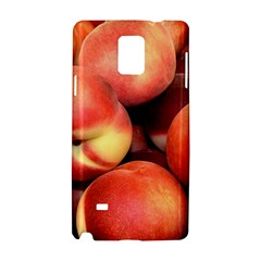 Peaches 1 Samsung Galaxy Note 4 Hardshell Case by trendistuff