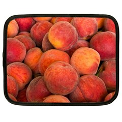 Peaches 2 Netbook Case (large) by trendistuff