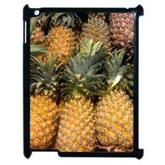 Pineapple 1 Apple Ipad 2 Case (black) by trendistuff
