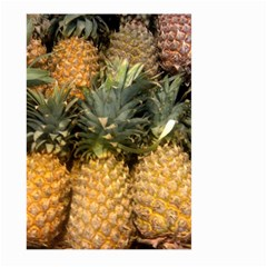 Pineapple 1 Large Garden Flag (two Sides)