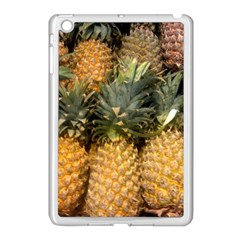 Pineapple 1 Apple Ipad Mini Case (white) by trendistuff