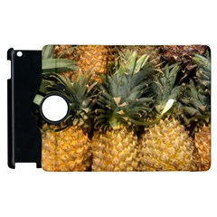 Pineapple 1 Apple Ipad 3/4 Flip 360 Case by trendistuff