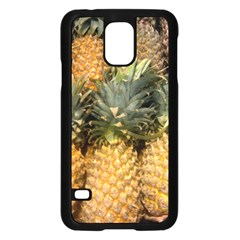 Pineapple 1 Samsung Galaxy S5 Case (black) by trendistuff