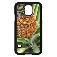 Pineapple 2 Samsung Galaxy S5 Case (black) by trendistuff