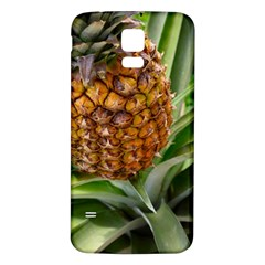 Pineapple 2 Samsung Galaxy S5 Back Case (white) by trendistuff