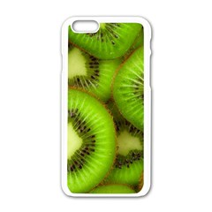 Kiwi 1 Apple Iphone 6/6s White Enamel Case by trendistuff